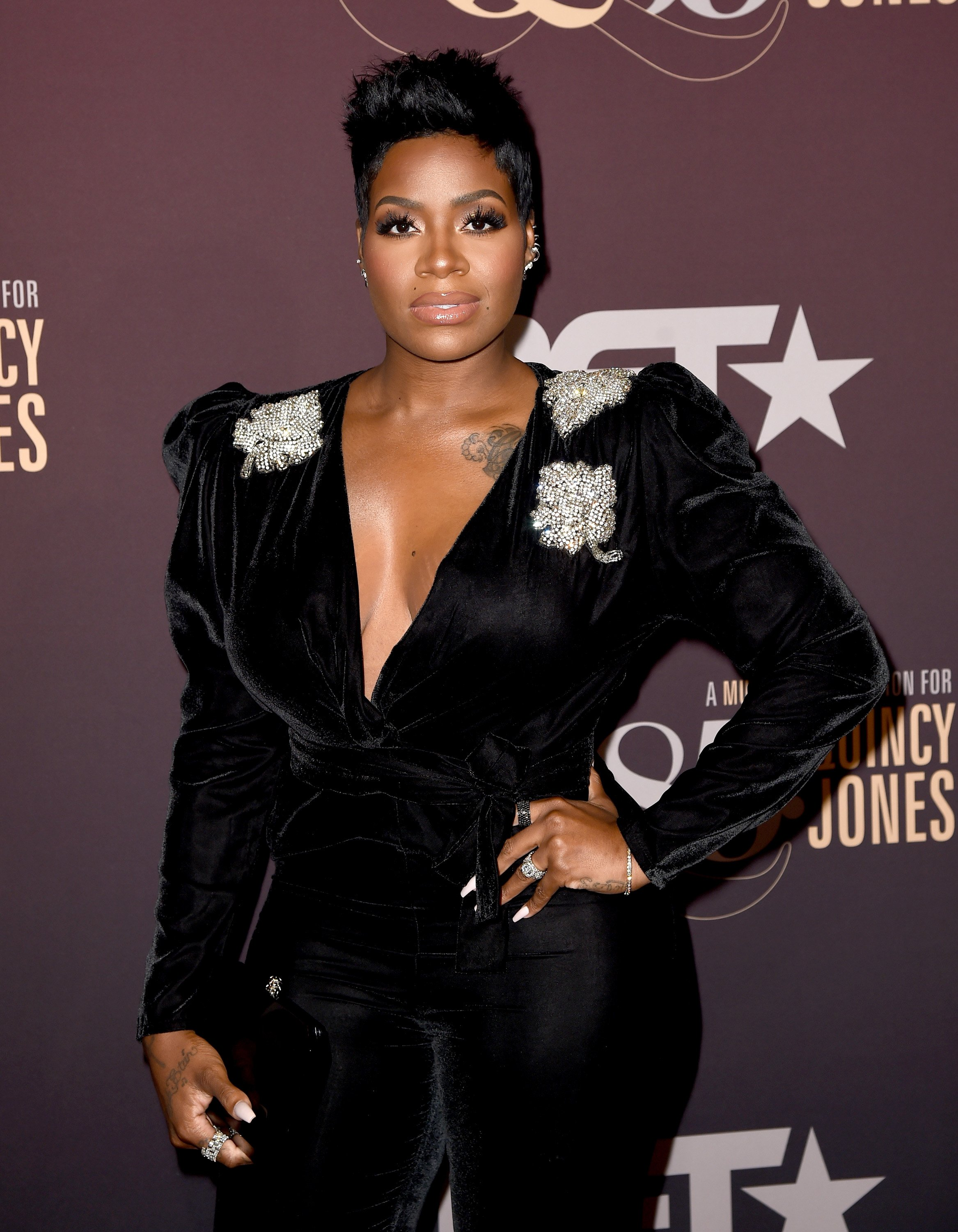 Fantasia Barrino at Q85: A Musical Celebration for Quincy Jones on September 25, 2018 in Los Angeles, California. | Source: Getty Images