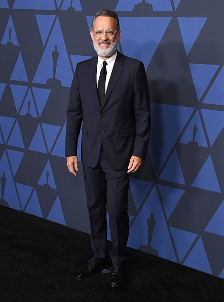 Tom Hanks arrives at the Academy Of Motion Picture Arts And Sciences' 11th Annual Governors Awards at The Ray Dolby Ballroom at Hollywood & Highland Center in Hollywood | Photo: Getty Images