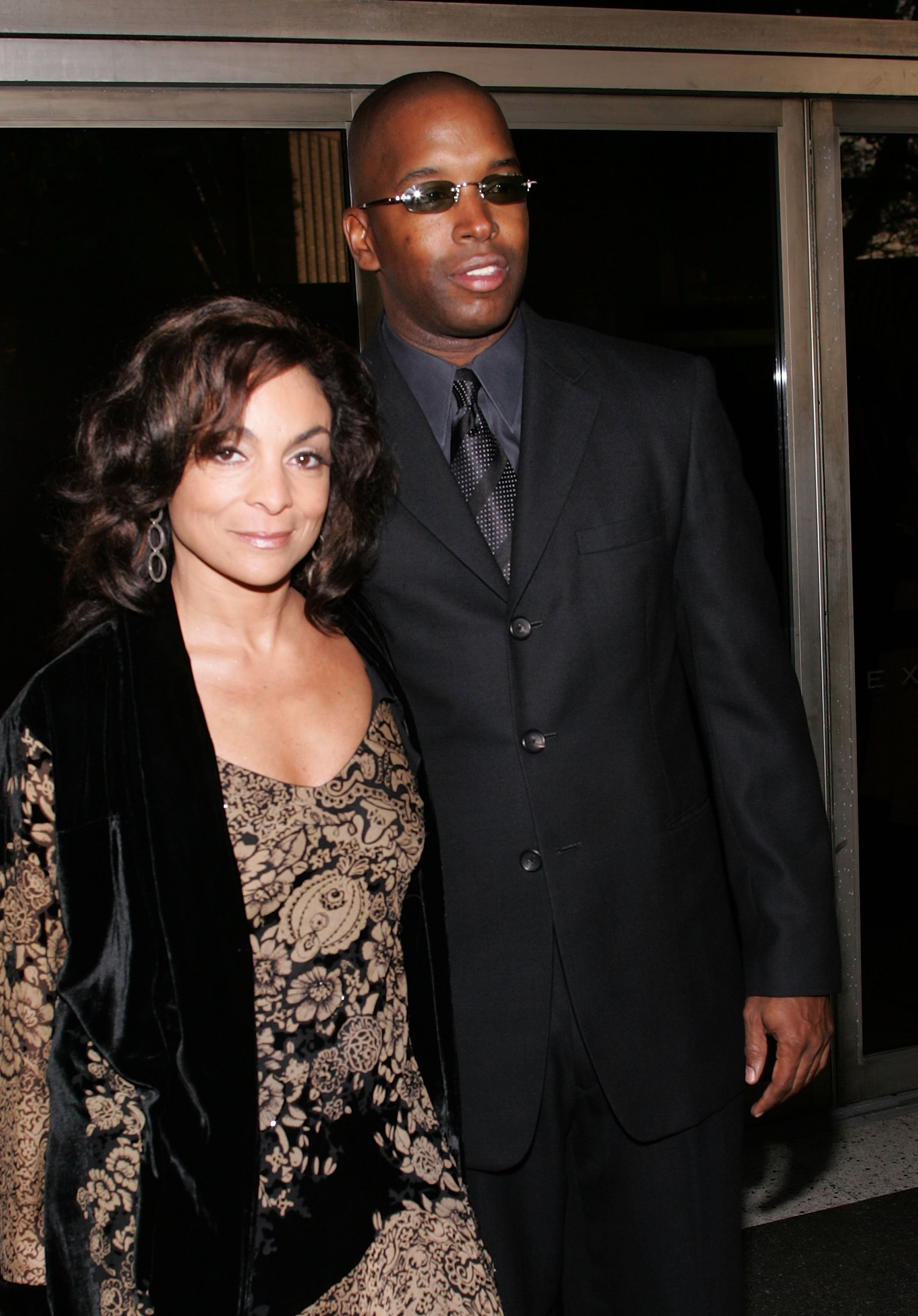 Jasmine Guy & Terrence Duckett at the NAACP Image Awards on March 19, 2005 in California | Photo: Getty Images
