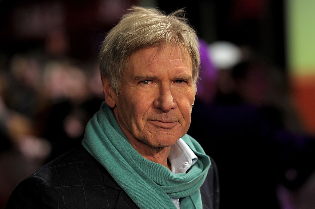 Actor Harrison Ford attends the 'Morning Glory' UK premiere at the Empire Leicester Square on January 11, 2011 | Photo: Getty Images