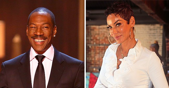 How Eddie Murphy's Ex-wife Nicole Celebrated Their Granddaughter Evie's 1st Birthday
