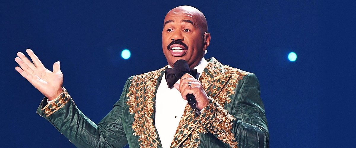 Steve Harvey Was Homeless and Lived out of His Car before Becoming a Comedy Star