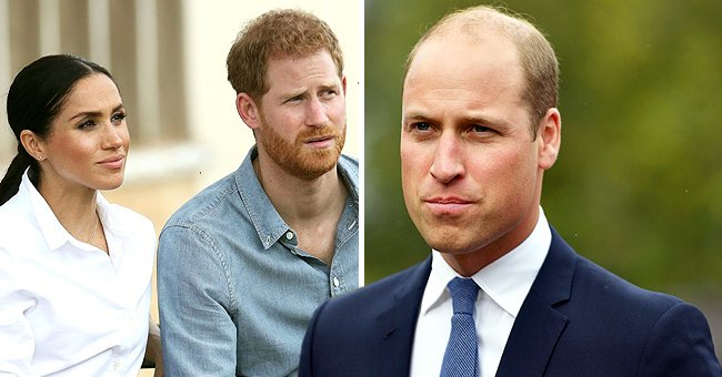 Today: Prince Harry Will Not Pick Brother William as Godfather for Newborn Daughter Lilibet Diana