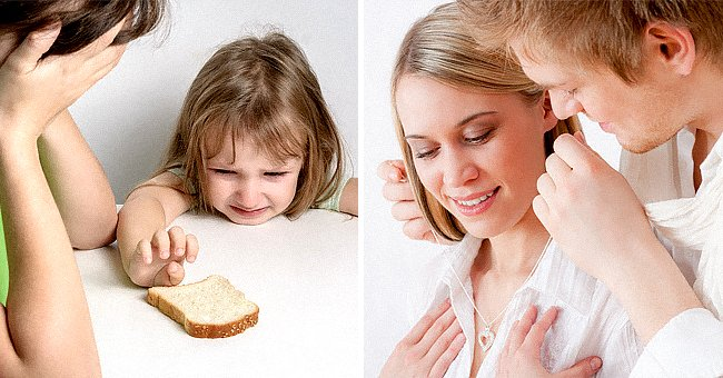 Our Kids Have Nothing to Eat While My Husband's Secretary is Wearing Diamonds – Story of the Day