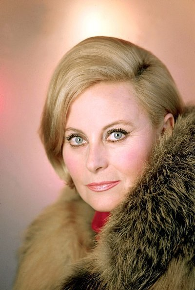 Michele Morgan, 1967. | Photo : Getty Images