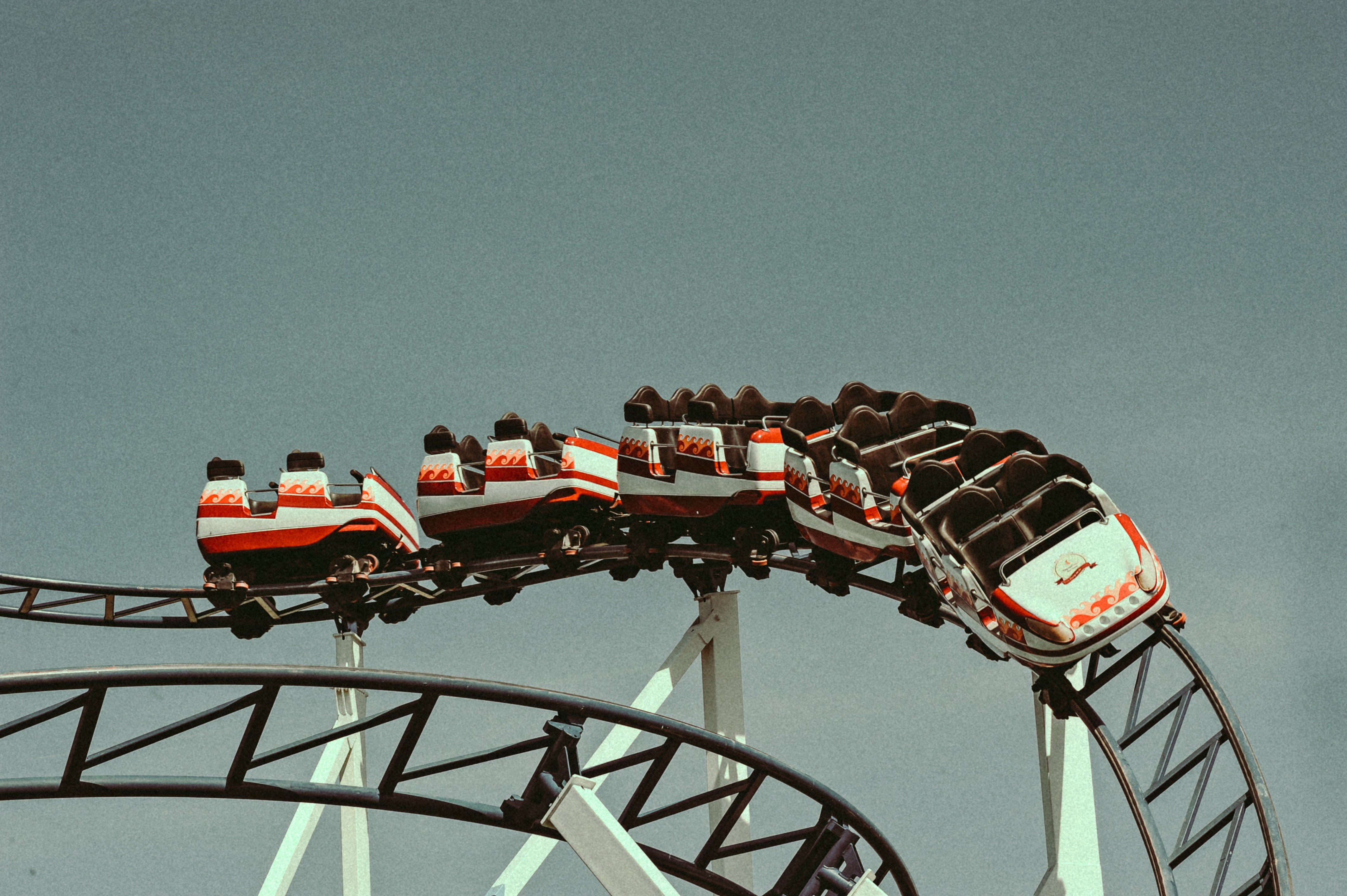 A picture of a roller coaster   Photo: Pixabay