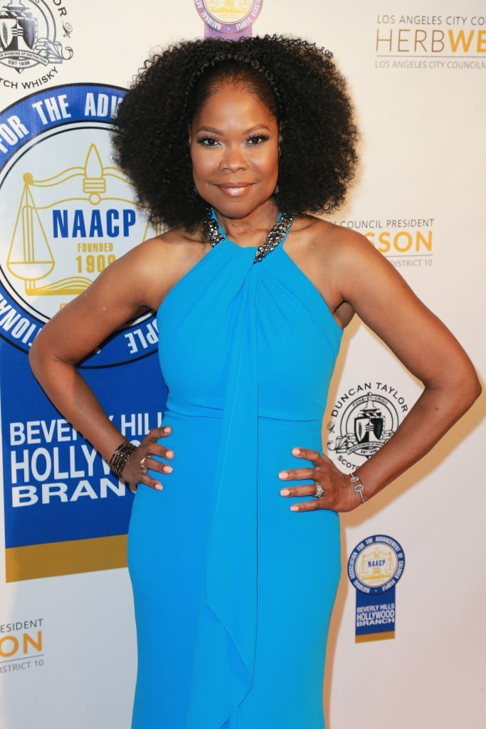 Actress Angela Robinson attends the 27th Annual NAACP Theatre Awards at Millennium Biltmore Hotel | Photo: Getty Images