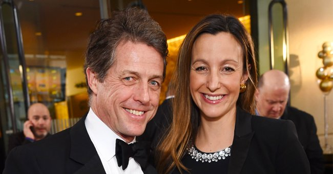Hugh Grant, 60, Jokes His Wife Anna Elisabet, 37, Is the One in Charge in Their House