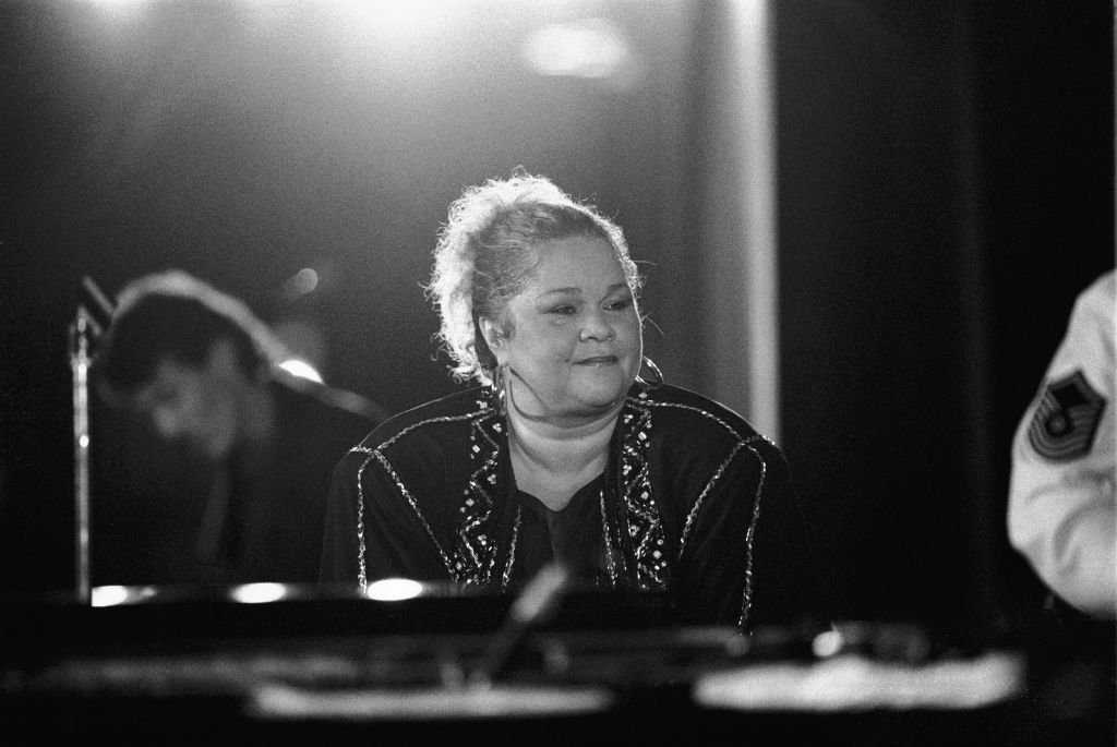 Etta James performs at the North Sea Jazz Festival in the Hague, the Netherlands on 12 July 1990. | Photo: Getty Images