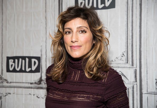 "Jennifer Esposito attends AOL Build Series to discuss ""Jennifer's Way Kitchen"" at Build Studio on September 28, 2017 in New York City 