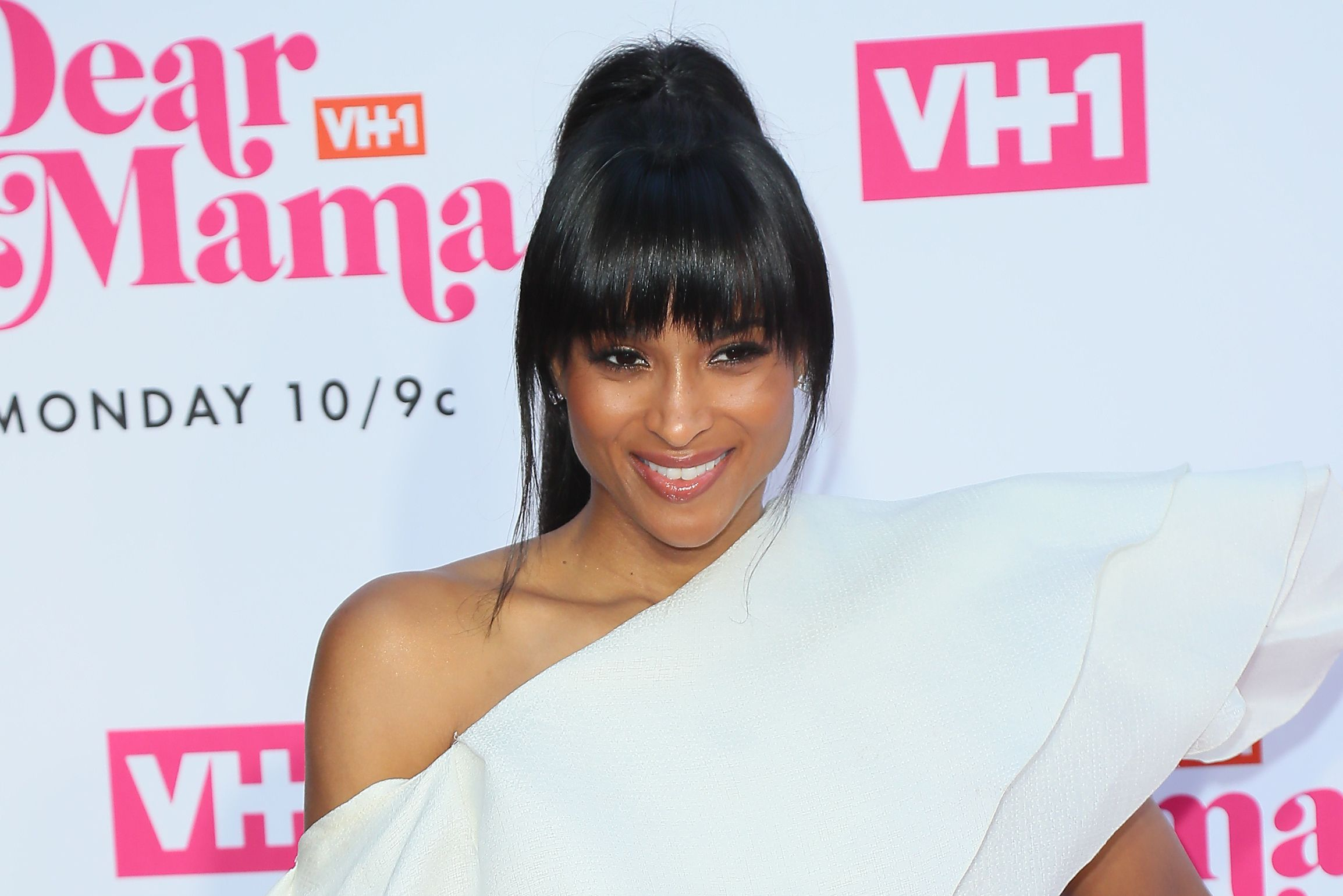 """Ciara at VH1's """"Dear Mama: A Love Letter To Mom"""" event on May 02, 2019. 