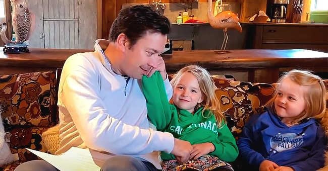 Jimmy Fallon's Wife Nancy Juvonen Opens up about Daughters Participating in Husband's Show