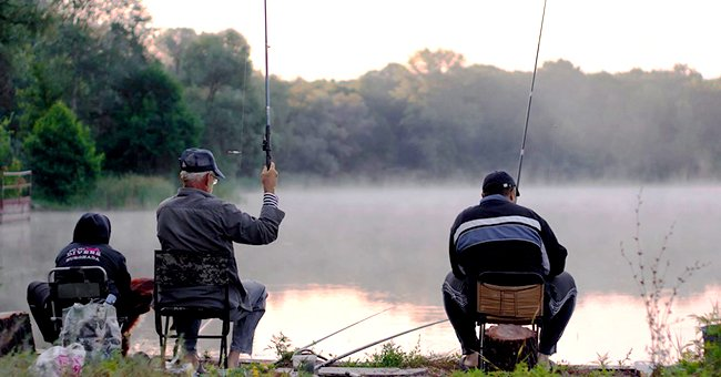 Daily Joke: Man Plans to Go Fishing with His Friends