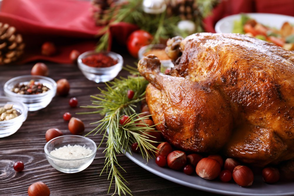 A turkey roasted in preparation for dinner | Photo: Shutterstock