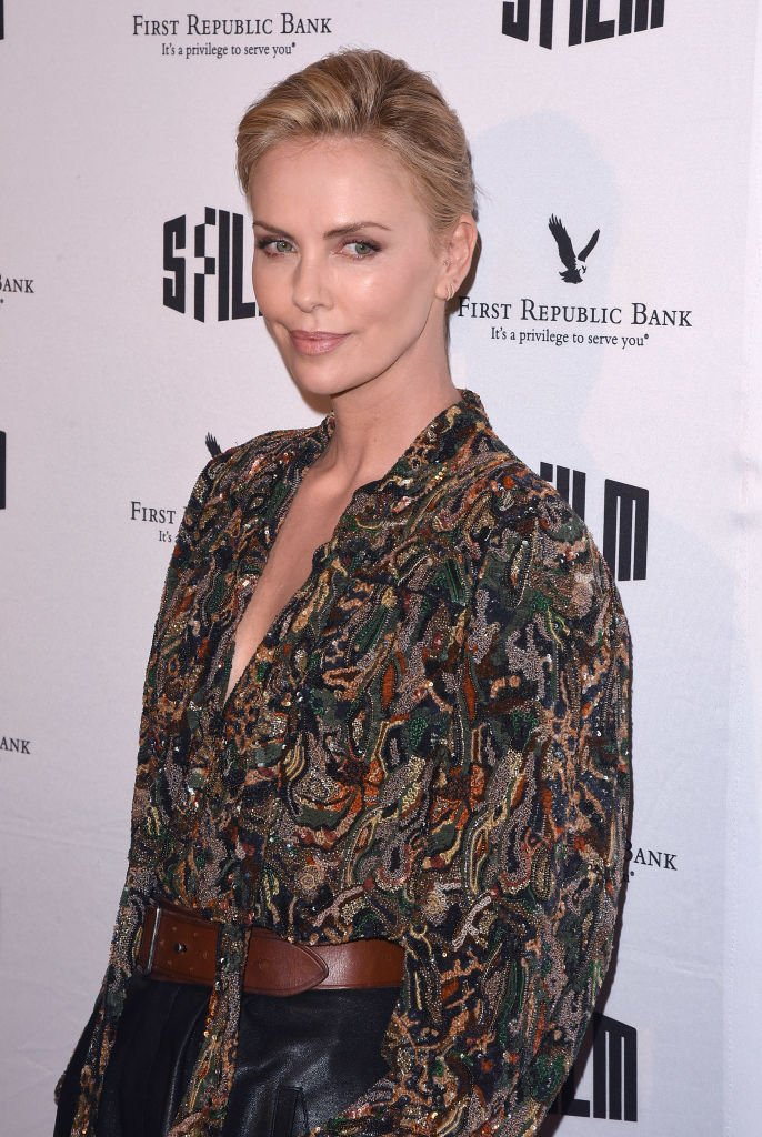 Charlize Theron en 2018. | Getty Images