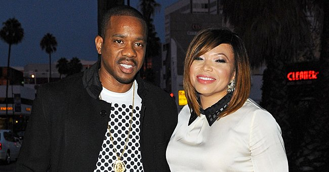 Tisha Campbell & Duane Martin's Youngest Son Ezekiel Flashes Bright Smile in a Selfie with Mom
