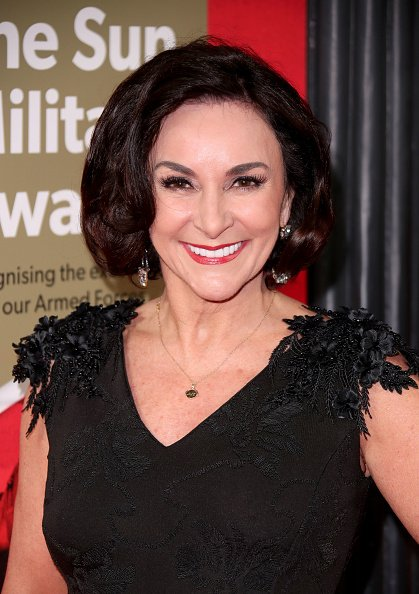 Shirley Ballas at Banqueting House on February 6, 2020 in London, England. | Photo: Getty Images