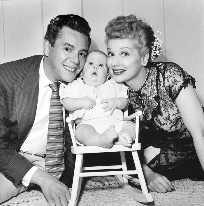 Lucille Ball and Desi Arnaz I Image: Getty Images