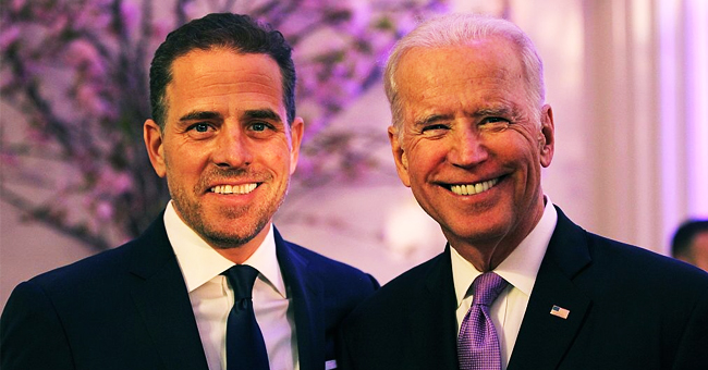 Joe Biden's Son Hunter Speaks out about Dating Beau's Widow, Meeting New Wife, & His Addiction Issues