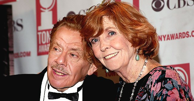 Jerry Stiller's Love Story with Wife of 61 Years Anne Meara with Whom He Shared 2 Children