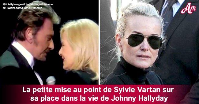Un truc qui a fait que Sylvie Vartan était toujours présente dans la vie de Johnny Hallyday