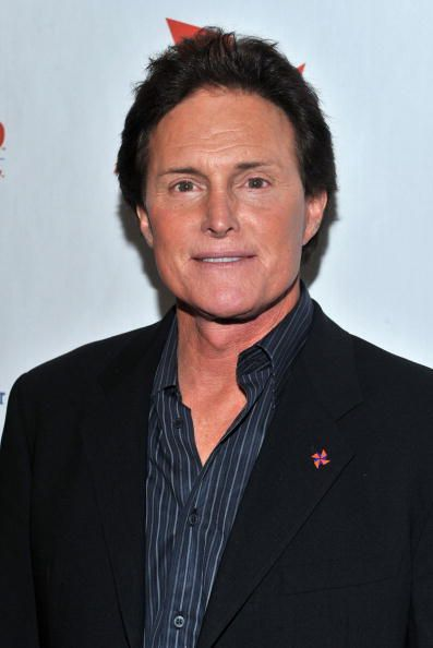 Bruce Jenner attends the DRIVE4COPD Drivers Meeting at the ESPNZone on February 3, 2010 in New York City.   Source: Getty Images