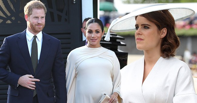 Meghan Markle Accused of Upstaging Princess Eugenie's Baby News After Announcing Her Pregnancy