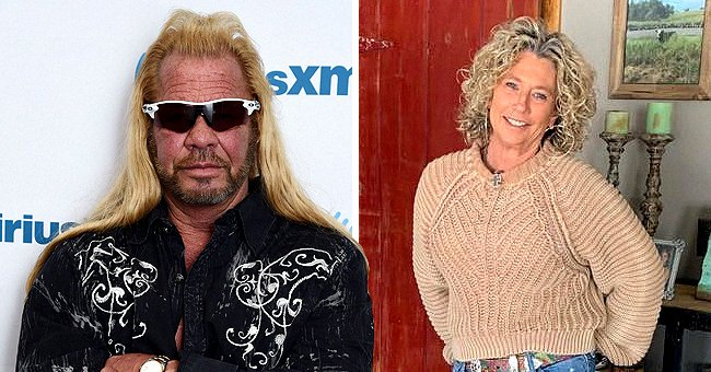 The Sun: Duane 'Dog' Chapman's Fiancee Francie Frane Reportedly Had No Idea Who He Is