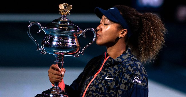 Naomi Osaka Reacts to Winning Australian Open — See Her New Posts as She Shows off the Trophy