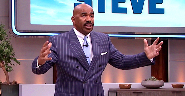 Steve Harvey Gives Tips on Positive Thinking before Final Episode of Canceled Talk Show