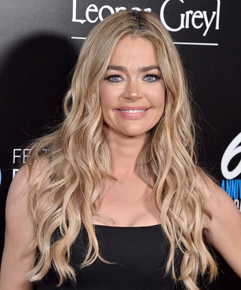 Denise Richards at Sunset Tower Hotel on February 05, 2020 in West Hollywood, California. | Photo: Getty Images