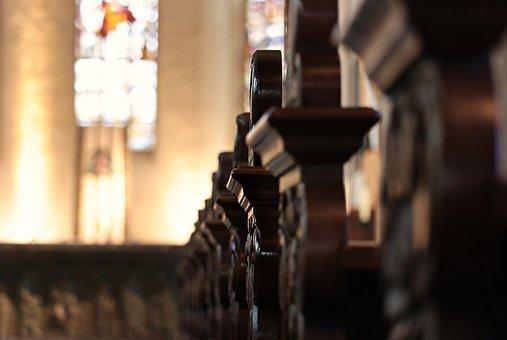 Kirchenbank | Quelle: Pixabay