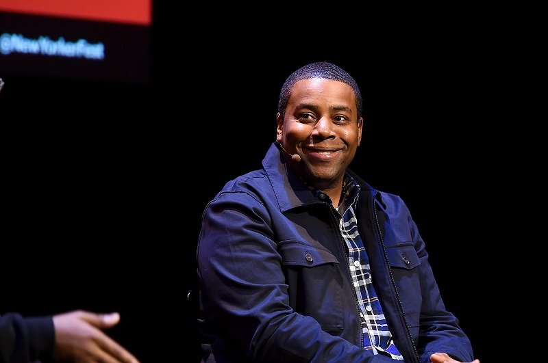 Kenan Thompson on October 13, 2019 in New York City   Photo: Getty Images