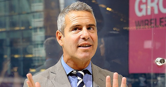 Andy Cohen on Experiencing a Real-Life 'Sex and the City' Moment with Sarah Jessica Parker