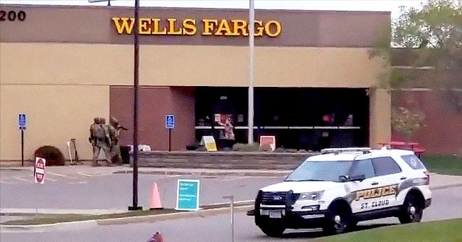 Minnesota Bank Robbery Ends Well after Hostages Were Released, and Suspect Was Detained