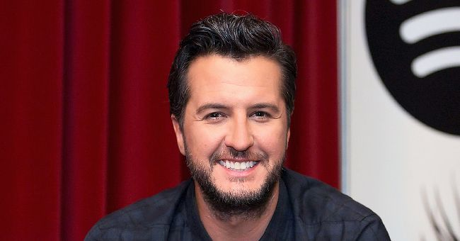 Watch Luke Bryan Sneak up on His Mother LeClaire on Her 73rd Birthday