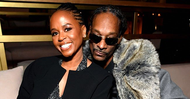 Snoop Dogg Loves New Photo of Wife Shante Flaunting Curves in Jeans & Pink Top