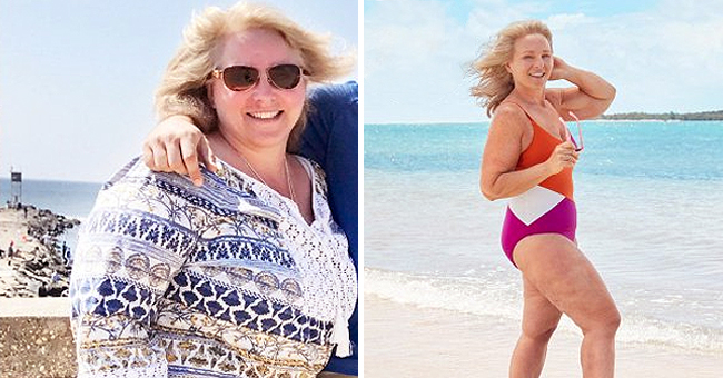 54-Year-Old Mom of Two Reveals Her Journey of Dropping 120 Pounds After Years of Dieting Failure