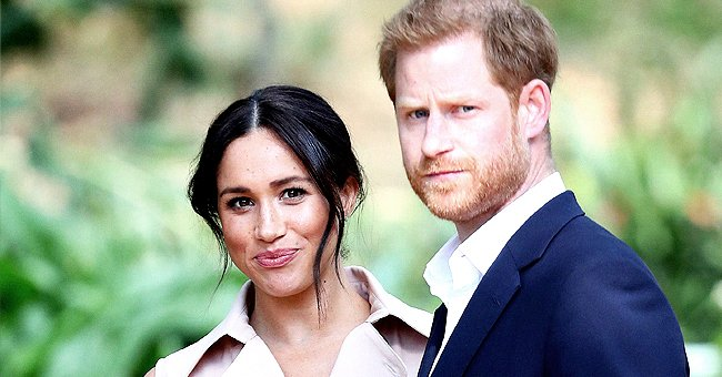 Prince Harry Has Reportedly Not yet Returned to Wife Meghan Markle and Son Archie in Canada