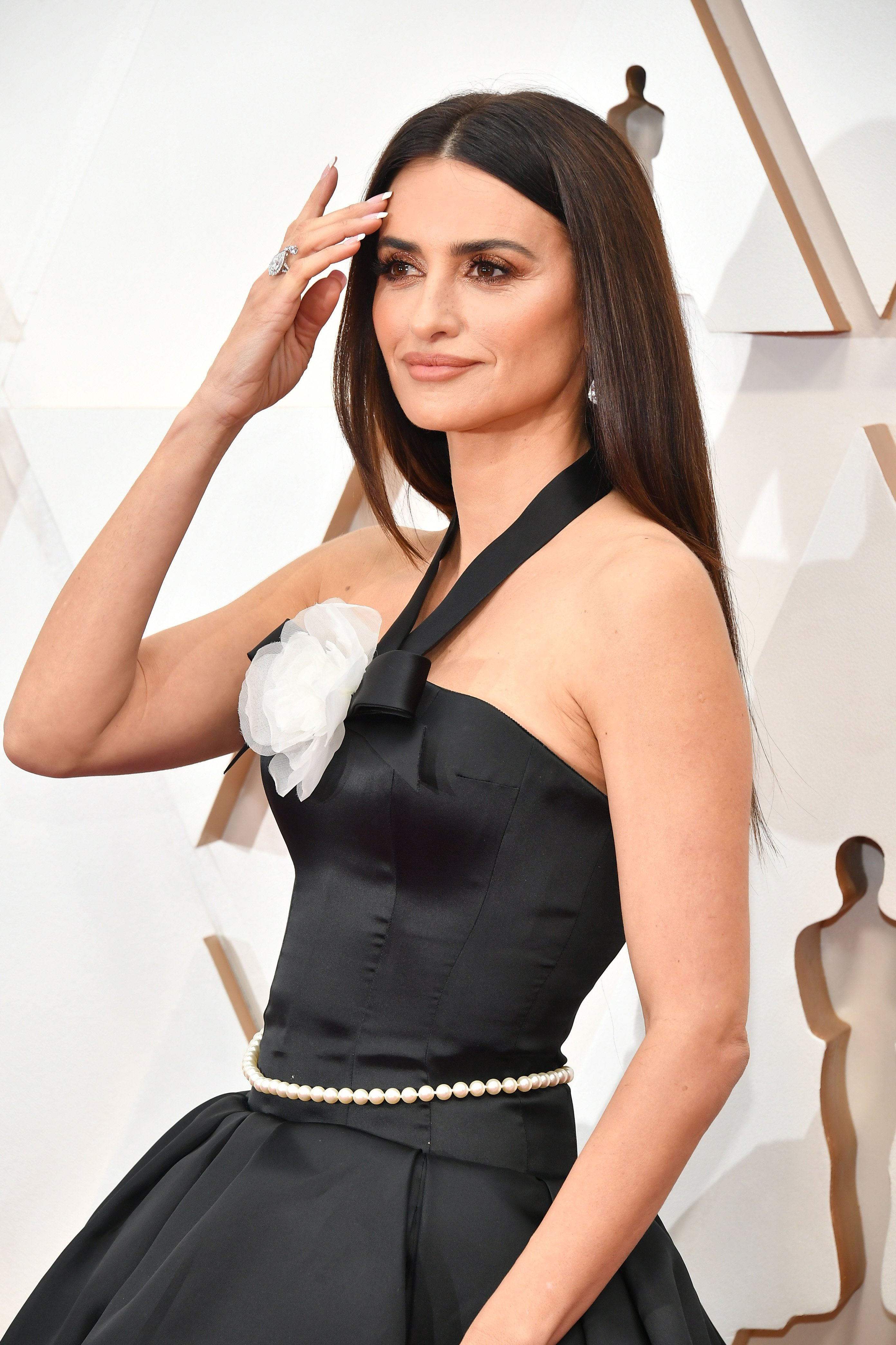 Penélope Cruz attends the 92nd Annual Academy Awards at Hollywood and Highland on February 09, 2020 | Photo: GettyImages