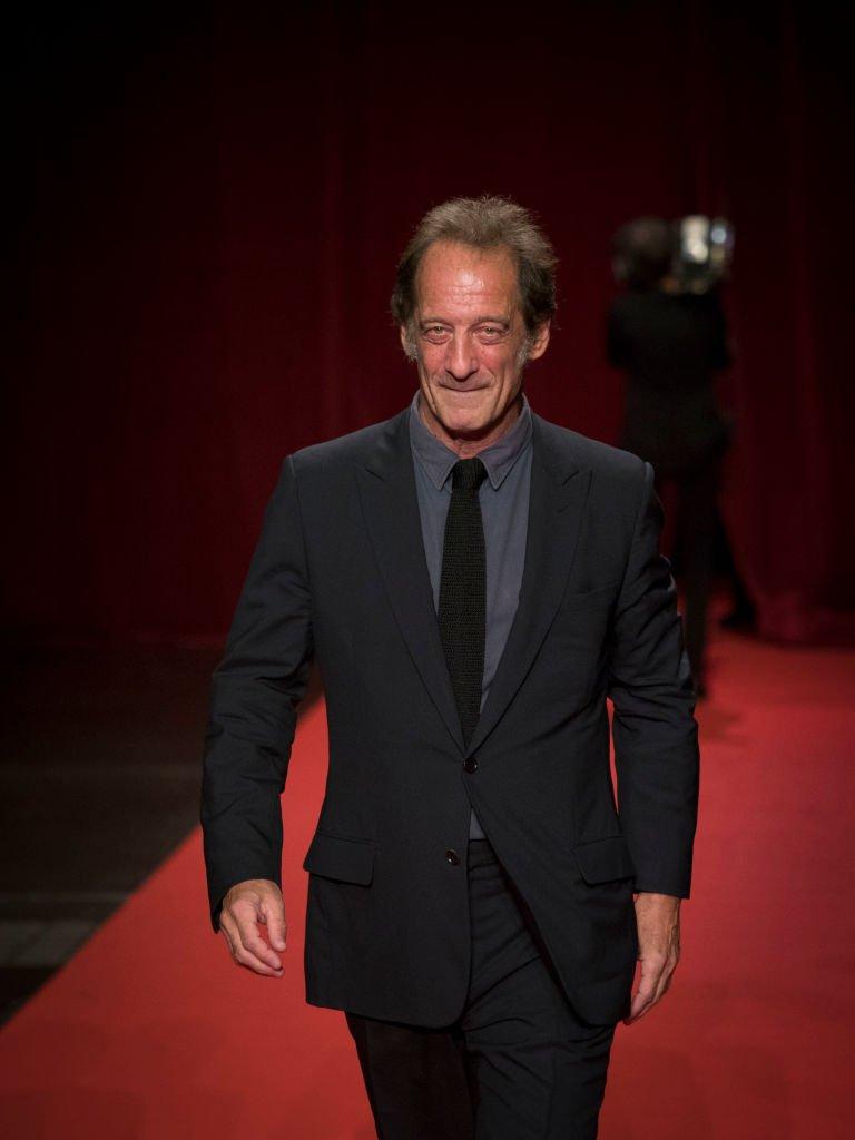Vincent Lindon au festival de cinéma Lumière le 13 octobre 2018 à Lyon. Photo : Getty Images