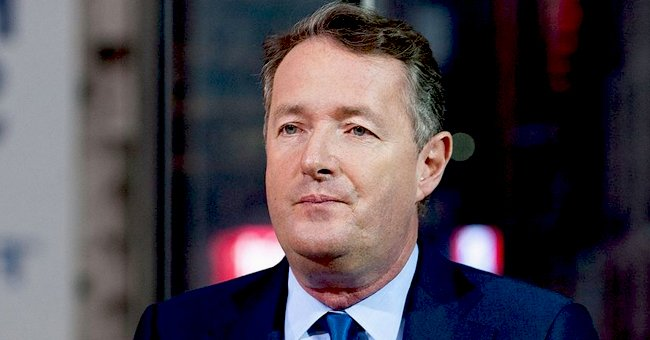 Twitter Users React to Piers Morgan's Confusing 1st of April Post about 'Returning' to GMB