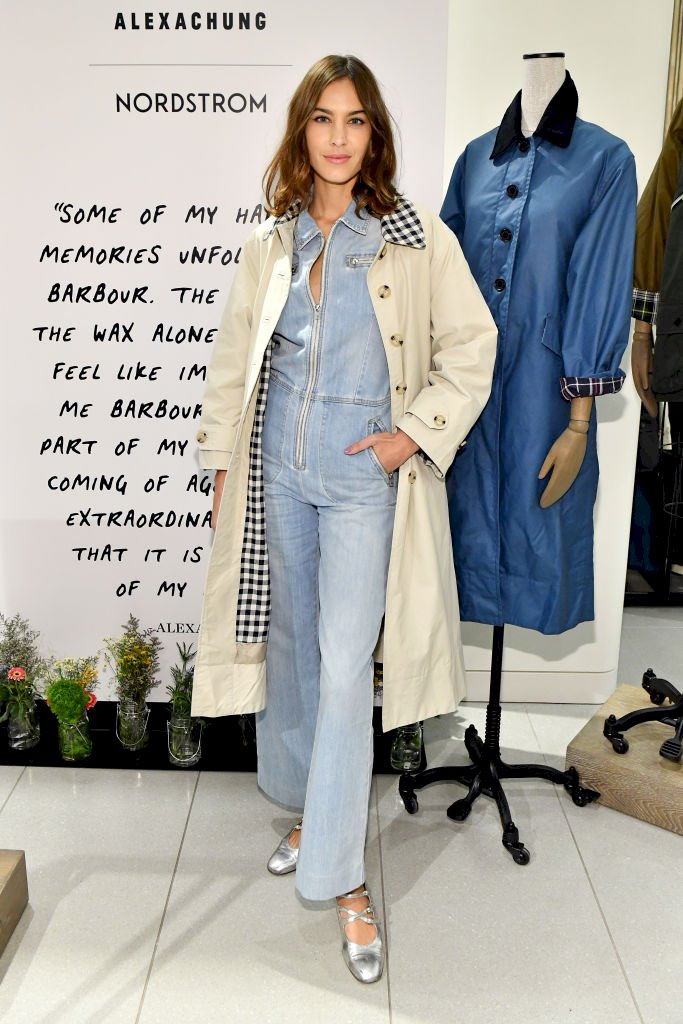 (Photo by Craig Barritt/Getty Images for Barbour)