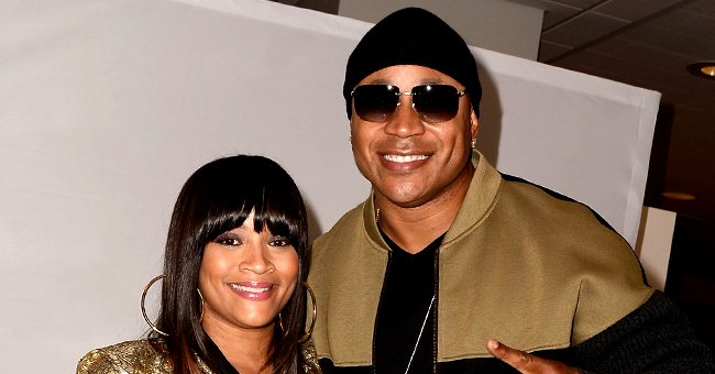 LL Cool J Shares Photo of Wife Simone Smith Posing in Denim to Commemorate Her 50th Birthday