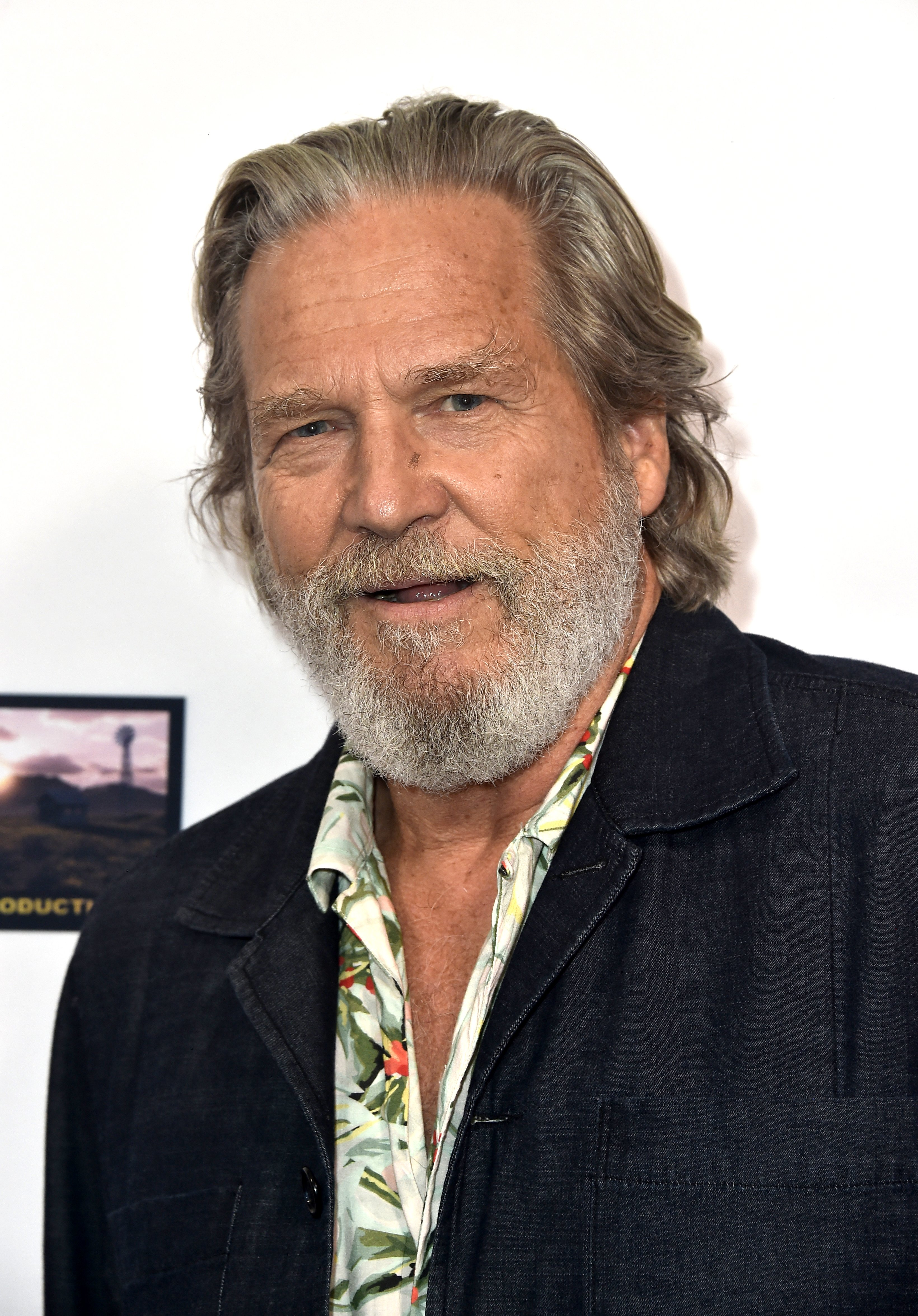 """Jeff Bridges at the Premiere of """"Living In The Future's Past""""  on October 2, 2018 