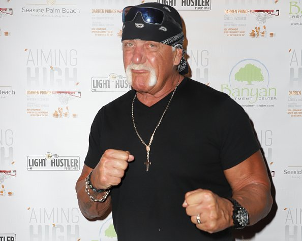 Hulk Hogan at Komodo on October 8, 2018 in Miami, Florida | Photo: Getty Images