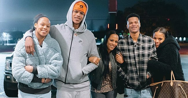 Shaunie O'Neal Poses with Her & Ex Shaq's 4 Kids on Son's 21st Birthday — See How Tall They Are