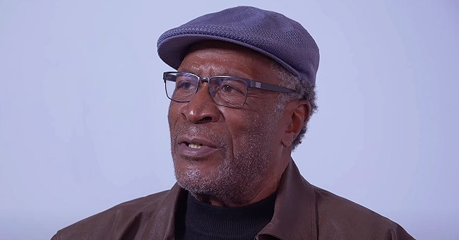 John Amos' Daughter Reveals Her Black Dad and White Mom's Sad Love Story