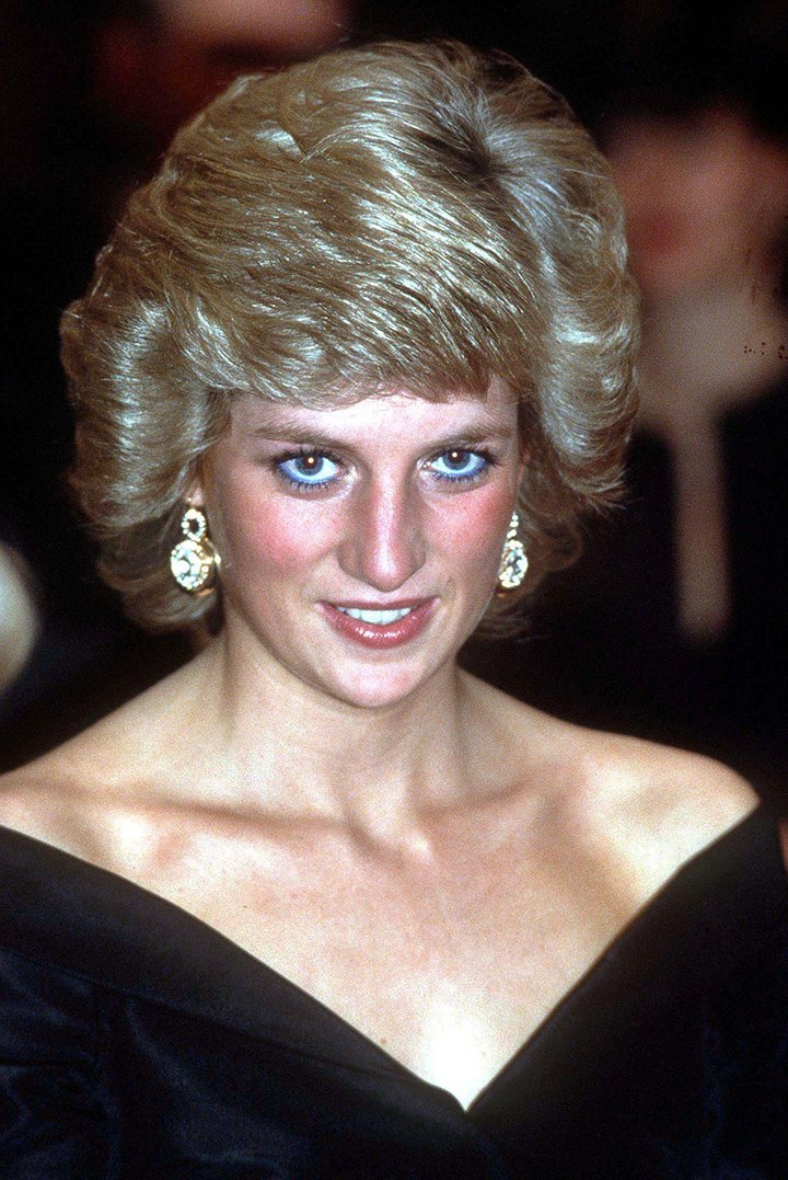 Diana Spencer. I Image: Getty Images.