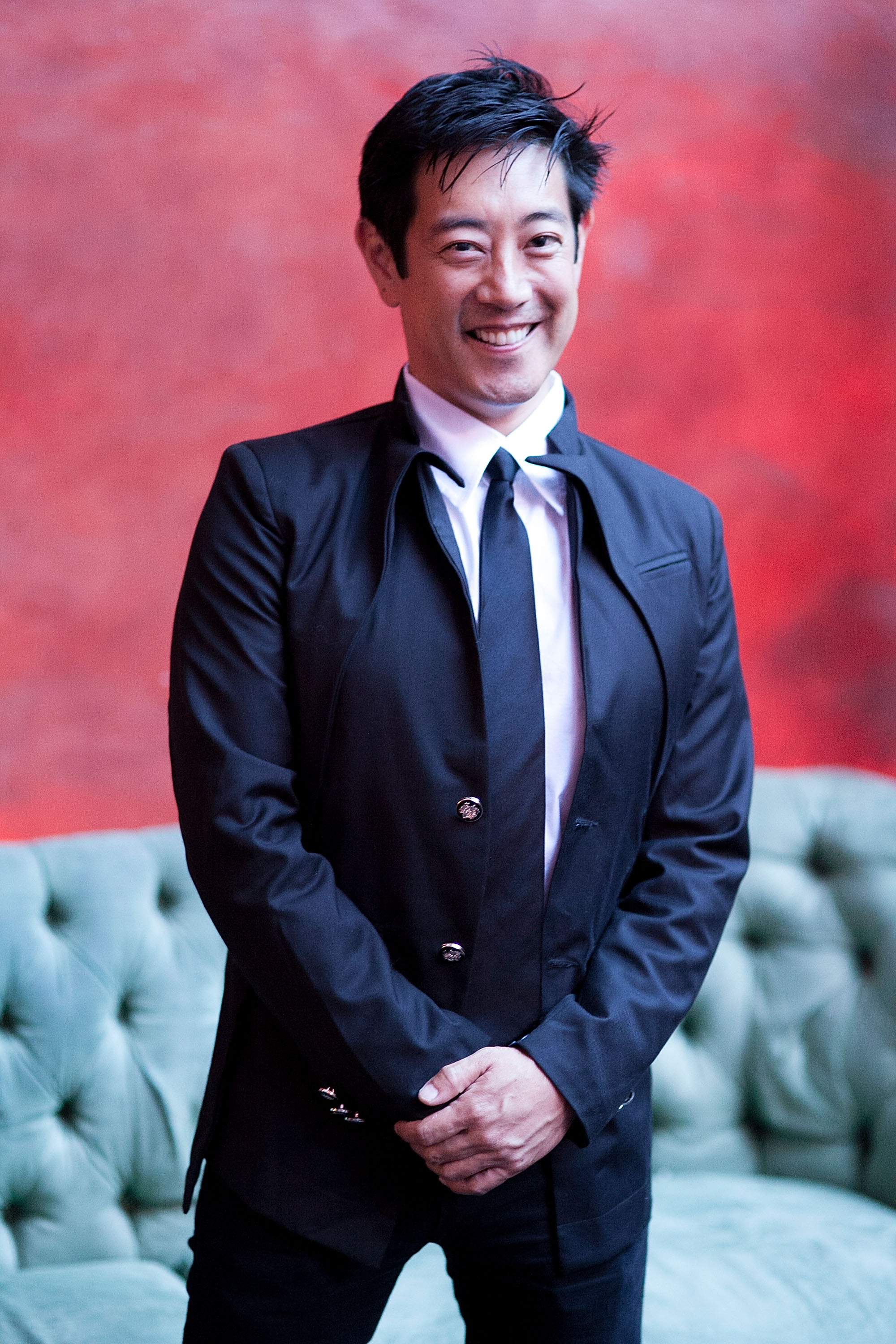 Grant Imahara nimmt am 17. August 2014 in Hollywood, Kalifornien, an den The Geekie Awards 2014 bei Avalon teil. | Quelle: Getty Images